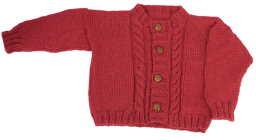 child's sweater knitting pattern